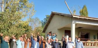 Kırşehir: MHP Yerköy İlçe Teşkilatı'ndan Arazay'a ziyaret