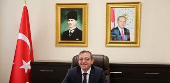 Sivas: ORAN toplantısı Vali Polat başkanlığında yapıldı