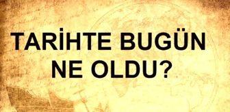 Nikos Kazancakis: Tarihte bugün ne oldu? 26 Ekim tarihinde ne oldu, kim doğdu, kim öldü, hangi önemli olaylar oldu? İşte, 26 Ekim'de yaşananlar!