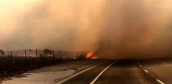 Amerika Birleşik Devletleri: Son dakika haberleri: ABD'de Los Angeles yakınlarındaki yangınlarda 100 bin kişi için tahliye kararı