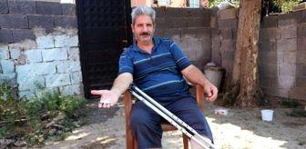 Yasin Güzel: Bacağını kaybetti, gençleri uyardı: Benden ibret alın ve sigarayı bırakın