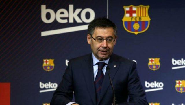 Barcelona Başkanı, yaşanan Messi kriziyle ilgili konuştu: Onun emekliliğini istiyoruz