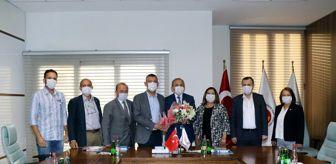 Özgür Özel: CHP Grup Başkanvekili Özel Manisa TSO'yu ziyaret etti