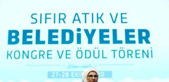 Emine Erdoğan: Emine Erdoğan: Ülkenin toprağını, suyunu ve havasını pirüpak edene kadar çalışmalıyız