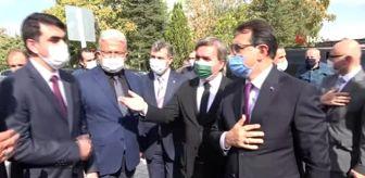 Aksaray: - Enerji ve Tabii Kaynaklar Bakanı Dönmez Aksaray'da