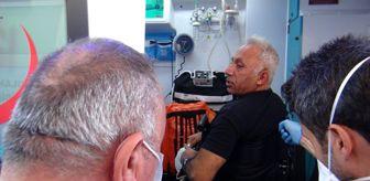 Eylül: Eşinin darp ettiği iddia edilen engelli koca polise sığındı