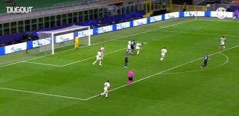 Romelu Lukaku: Inter 2-2 B. Mönchengladbach Maç Özeti