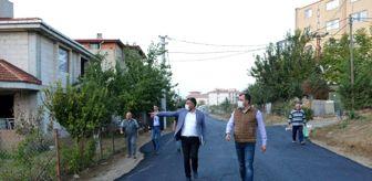 Süleymanpaşa: Karadeniz Mahallesi yeni yollara kavuştu