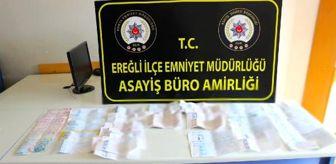 Ereğli: Son dakika: Konya'da tefeci operasyonu: 8 gözaltı