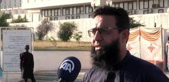 Karaçi: Son dakika haberleri... Pakistan halkı Fransız ürünlerine boykot çağrısı yapıyor
