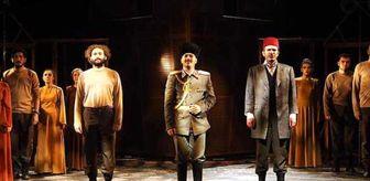 Devlet Tiyatroları: SDT '1919: Şafak' adlı oyunu sahneleyecek