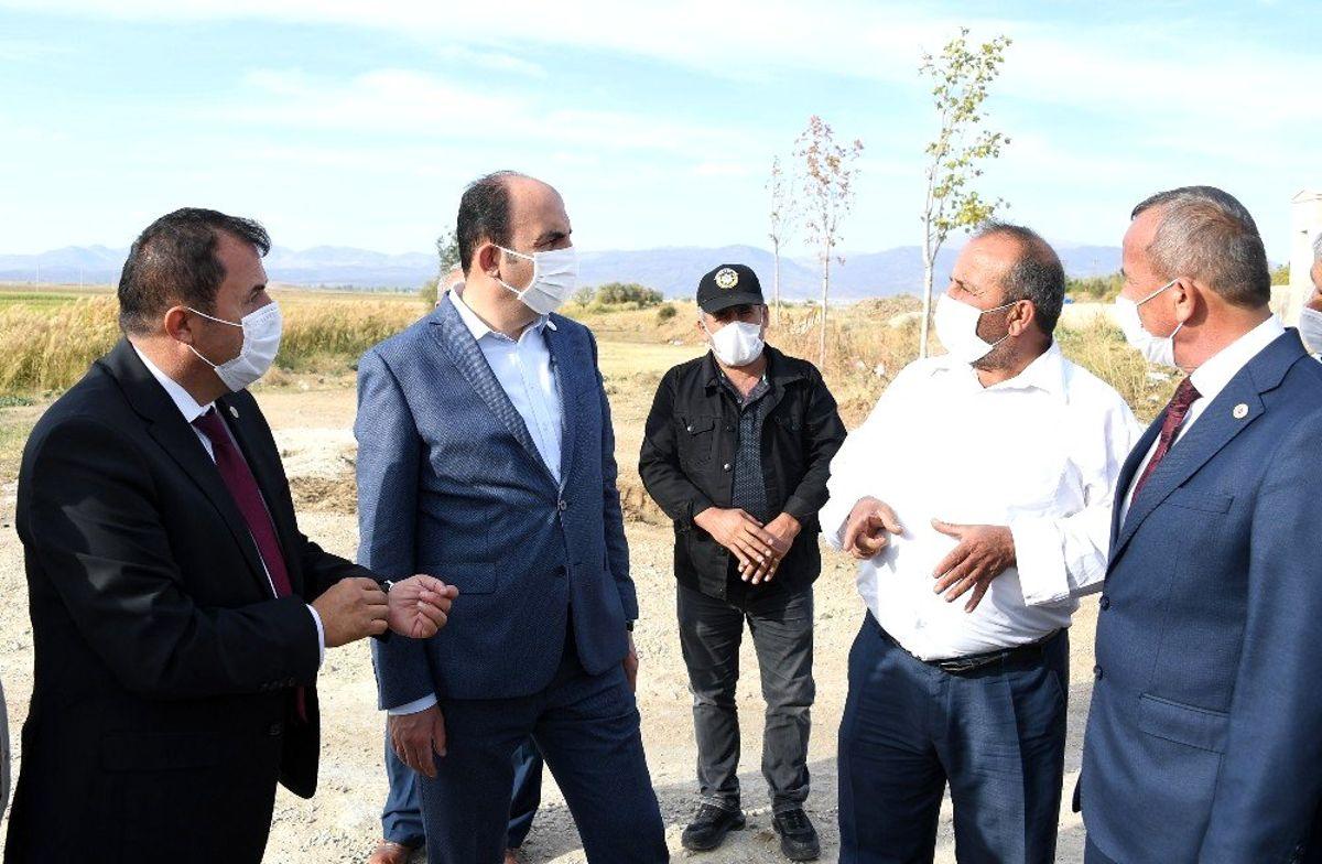 Suğla arazisinde ürün çeşitliliği artacak