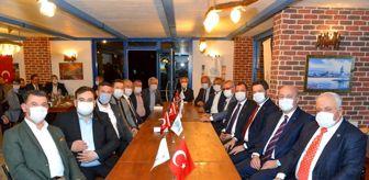 Üsküp: Trakya'daki belediye başkanları Süleymanpaşa'da buluştu