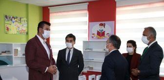 Ürgüp: Ürgüp Belediyesi okullara tablet desteği sağladı