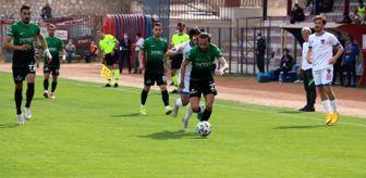 Berkay Şahin: 2. Lig Beyaz Grup: Niğde Anadolu FK: 0 Kocaelispor: 0
