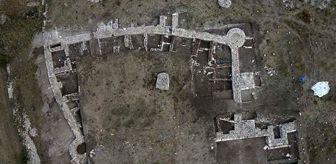 Selçuklu: Amorium Antik Kenti ziyarete açılacağı günü bekliyor