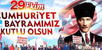 Kırşehir: Belediye personeli kliple Cumhuriyeti anlattı
