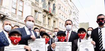Beyoğlu Belediyesi: Cumhuriyet Bayramı'na özel 'Beyoğlu Gazetesi'