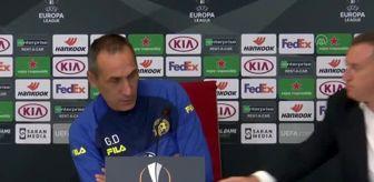 Sivas: Demir Grup Sivasspor-Maccabi Tel-Aviv maçına doğru -  Giorgos Donis