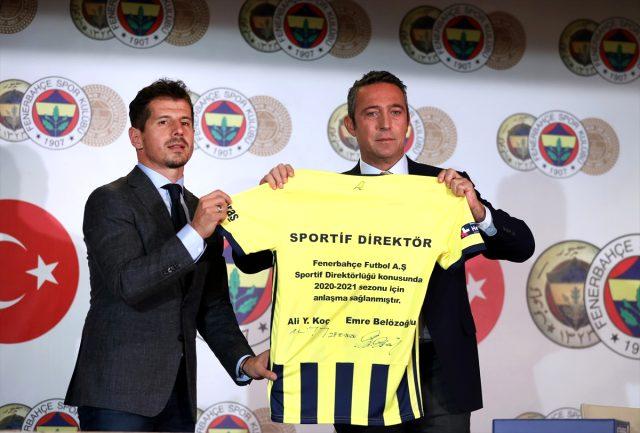 Emre Belözoğlu basın toplantısında kağıda değil, formaya imza attı