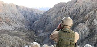 Yürütülen Operasyon: Son dakika haberleri: Hakkari'de 4 terörist etkisiz hale getirildi