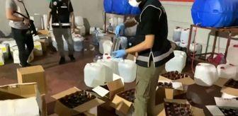 İzmir: İzmir'de sahte içkiden hayatını kaybedenlerin sayısı 38'e yükseldi