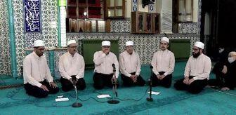 Konya: Konya'da Mevlit  Kandili kutlandı