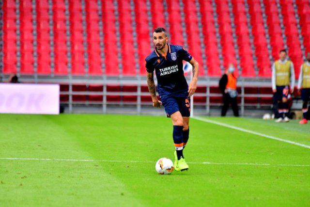 Mehmet Topal, Avrupa kupalarındaki 100 maçına çıktı