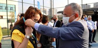 Karşıyaka: Ordu'da tenis şampiyonları ödüllerini aldı