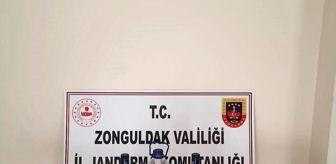 Zonguldak: Son dakika haberi... Sahte içki yaparken yakalandı, 2 litre içkiye el konuldu