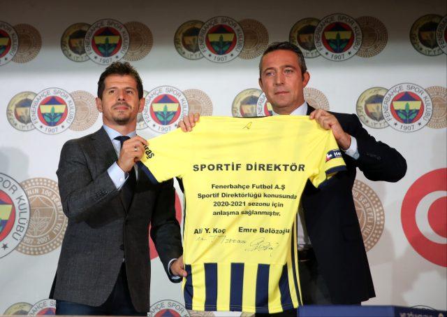 Son Dakika: Emre Belözoğlu, Fenerbahçe'nin resmen sportif direktörü oldu