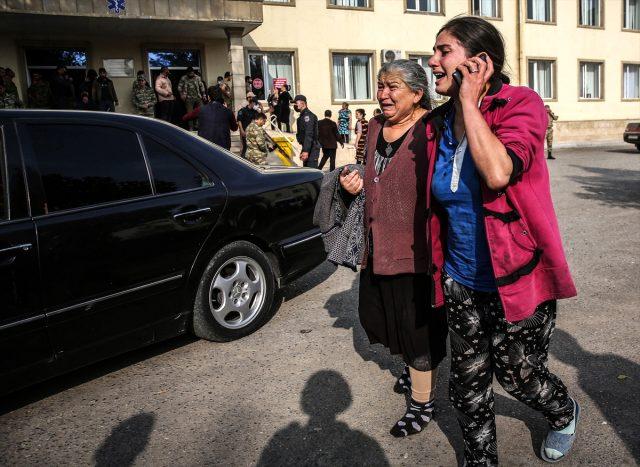 Son Dakika: Ermenistan ordusu Berde şehir merkezini vurdu: 19 kişi yaşamını yitirdi