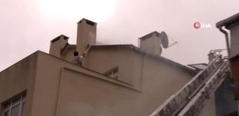Fırat: Son dakika haber   Üsküdar'da korkutan iş yeri yangını: Su hortumuyla itfaiyeye yardım ettiler