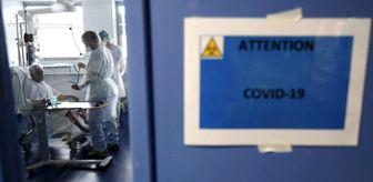 Dünya Sağlık Örgütü: WSJ: Fransa, Avrupa'daki koronavirüs salgınının yeni merkez üssü