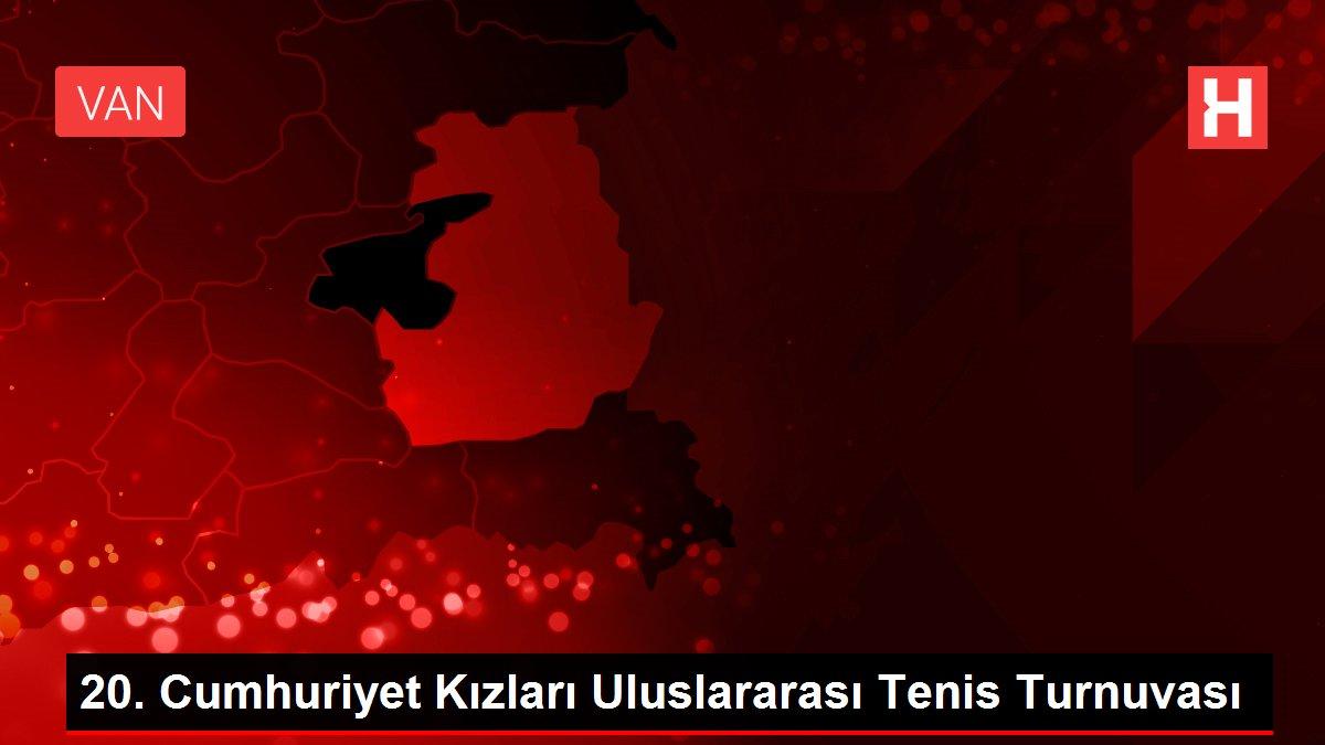 20. Cumhuriyet Kızları Uluslararası Tenis Turnuvası