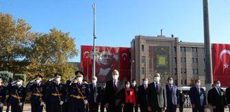 Demokratik Birlik Partisi: 29 Ekim Cumhuriyet Bayramı Eskişehir'de de törenle kutlandı