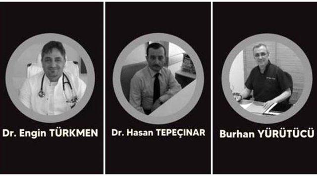 3 doktor daha koronavirüs nedeniyle hayatını kaybetti
