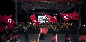 Türk Sanat Müziği: Cumhuriyet coşkusu Büyükşehir Belediyesi ile tüm Mersin'i sardı