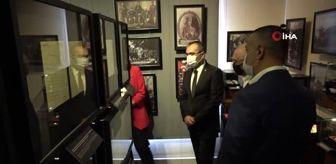 Açılış: Dünyanın en zengin Atatürk müzesi Kocaeli'de açıldı