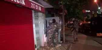 İstanbul: İstanbul'da terör örgütü DHKP-C operasyonu