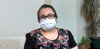 Zonguldak: KoronavirüsüyenenFiliz hemşire: Her an herkese bulaşabilir
