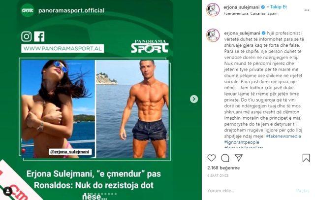 'Ronaldo'yu asla geri çevirmem' sözüyle gündem olan G.Saray'ın eski yengesi isyan etti: Elinizi vicdanınıza koyun