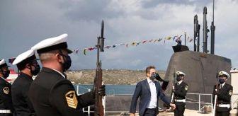 Yunanistan: Yunanistan Almanya'dan 115 milyon euroya  torpido tedariki alınacağını açıkladı