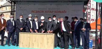 Aksaray: Aksaray Belediyesi üç kitap konağının temelini attı