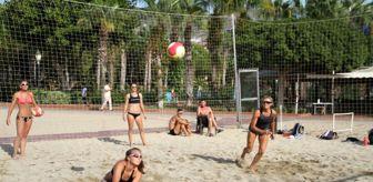Alanya: Alanya'da spor turizmi gelişiyor