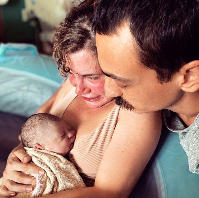 Başarılı oyuncu Ayşecan Tatari, anne oldu