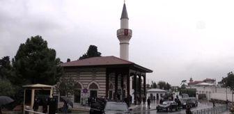Beyoğlu: Cumhurbaşkanı Erdoğan cuma namazını Kerem Aydınlar Camisi'nde kıldı