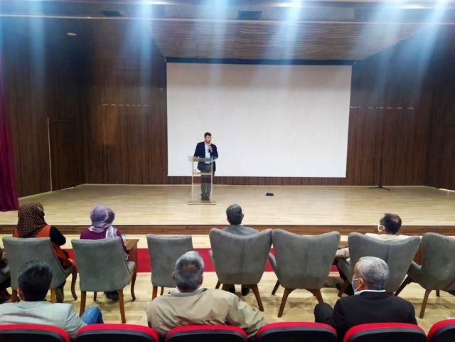 Son Dakika | Gürpınar Belediyesinden 'Helal Kazanç' semineri