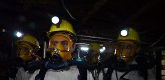 Erzincan: İzmir depremi sonrası TTK tahlisiye ekipleri hazır bekliyor