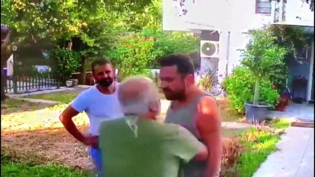 Komşusunu darp eden Halil Sezai'nin ilk kez hakim karşısına çıktı
